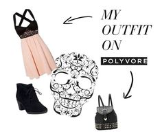 Untitled #284 by sparkle-4 on Polyvore featuring Clarks
