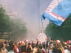 Feyenoord huldiging 2017 Kuyt gio geen woorden maar daden