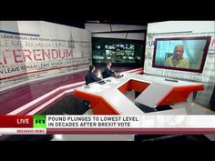 'Everybody should be concern' - Jim Rogers talks to RT about Brexit - YouTube