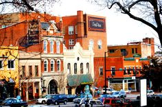 Downtown Athens Georgia Broad Street by LongLiveSnailMail on Etsy, $8.00