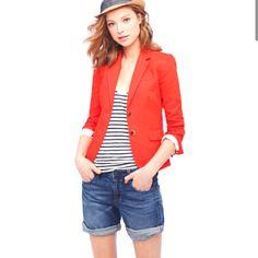 Linen schoolboy blazer ( http://www.jcrew.com/womens_feature/NewArrivals/blazersandouterwear/PRDOVR~76756/76756.jsp )