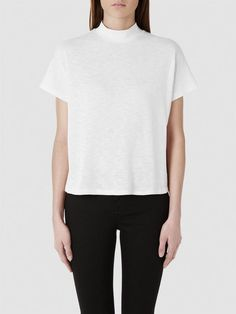 SELECTED | High Neck T-shirt