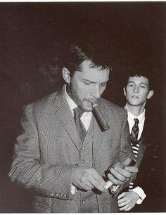 tom hardy & joseph-gorden levitt ( i think? )