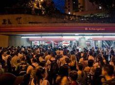 Pregopontocom Tudo: 40 anos de metrô em SP: muitos passageiros e poucos investimentos..