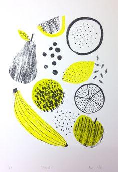 'Fruits' - Abbey Withington