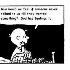 God has Feelings too..