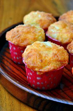 Rumbling Tummy: Cheese Muffin