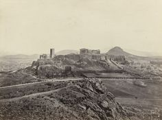 Francis Frith. Athens, with the Acropolis (#619). c. 1860