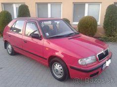 Predám Škoda Felícia 1.3 mpi r.v. 2000 X-LINE TOP