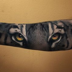 """131 Likes, 4 Comments - Perfect Tattoo Artists (@perfecttattooartists) on Instagram: """" @alexbruz  #perfecttattoo #perfectartist #tiger #tigertattoo #lovetigers #blackandgraytattoo…"""""""