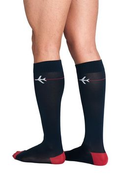 e7103baaf4 Soxxy Socks Nighthawk Men's Compression Sock. Seamless toes and Y-Gore heel  make for