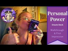 Personal Power Oracle by Deja Drewit: First Impressiona & Flipthrough. Love this deck creator and her artwork, very excited to have received this deck. Very Excited, Tarot Reading, Ebooks, Deck, Daughter, Social Media, Watch, Videos, Youtube