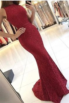 On Sale Trendy Burgundy Prom Dresses Lace Mermaid Evening Gowns,Long Formal Dress,Burgundy Prom Dress Formal Dresses Uk, Cheap Prom Dresses Uk, Evening Dresses Uk, Tight Dresses, Party Dresses, Prom Gowns, Long Dresses, Tight Fitting Prom Dresses, Ball Gowns