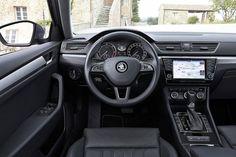 New Release Skoda Superb 2016 Review Interior View Model