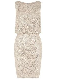 Coast beaded dress, £195 - wedding guest dresses - wedding guest outfits