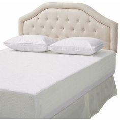 trent home rafael adjustable queenfull panal headboard u20ac150 liked on - White Queen Headboard