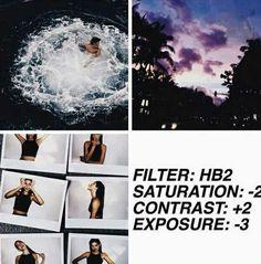 pinterest: araceliamachuy vscocam vsco filtro HB2 color blanco azul y violeta/ white blue n purple