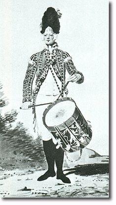 3rd Regiment of Guards- 1792