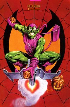 Green Goblin by Joe Jusko