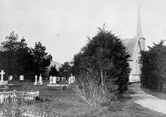 St James Anglican Church, Lower Hutt c1900
