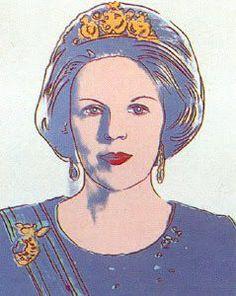 Warhols Beatrix brengt 409.000 euro op - NRC