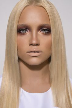 This is honestly my favourite makeup look ever. Making me need those Natasha Denona eyeshadows
