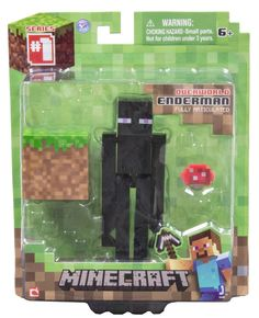 Minecraft Core Enderman Action Figure with Accessory Core Enderman Figure With Accessory. From the hit video game, Minecraft, bring home the inches tall Minecraft Action Figures, Minecraft Merchandise, Minecraft Bedroom Decor, Kitty Hawk Kites, Ps4, Playstation, Minecraft Toys, Minecraft Tutorial, Party