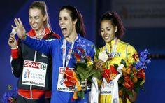Στεφανίδη: Δεν έφτανε να κερδίσω, ήθελα και το ρεκόρ - http://www.daily-news.gr/sports/stefanidi-den-eftane-na-kerdiso-ithela-kai-rekor/