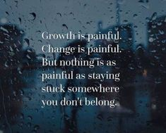 Inspirational Quotes Why Nothing Is As Painful