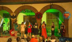 Grupo Mascarada Carnaval: San Sebastián de la Gomera presenta a sus nueve ca...