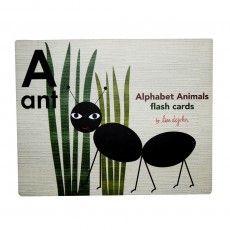 CHRONICLE BOOKS Alphabet Animal Flash Cards -... 16,80 €