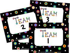 Team poster freebie