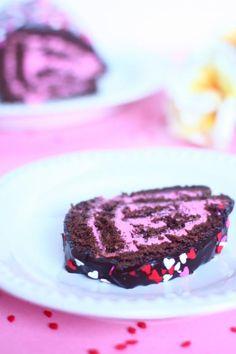 Sweetheart Cake Roll
