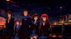 Anime Wallpaper/Suzumiya Haruhi