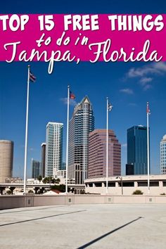 15 Free Things to do in Tampa, Florida Sharing our journey on the road to bring you the best RV and camping tips plus all the great hot spots to see in do where ever you are going!Best Best or The Best may refer to: Visit Florida, Florida Living, Florida Vacation, Florida Travel, Florida Beaches, Travel Usa, Clearwater Florida, Sarasota Florida, Beach Travel