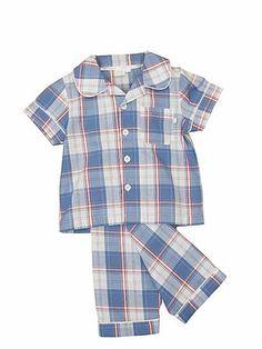 Hatley Skull & Bones Kids Pyjamas for boys. This 2-peice boys ...