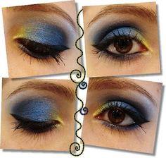 Maquiagem: Noite de Verão!!