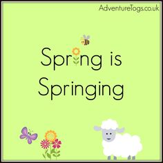 Spring is springing Outdoor Play, Childhood, Adventure, Spring, Link, Ideas, Outdoor Games, Infancy, Adventure Movies