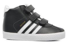 Adidas Originals Gazelle Mid Cf I Trainers in Black at Sarenza.co.uk (192892)