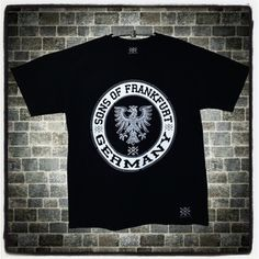 Image of T-Shirt Sons of Frankfurt Germany
