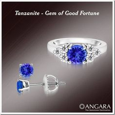 Tanzanite – a rare radiant gemstone has won jewelry aficionado hearts in a short amount of time. Tanzanite, named after its origin (Tanzania), is essentially a trade name for mineral Zoisite and coined by Tiffany & Co. Commercialized in 1960s, this blue beauty has come a long way in popularity a