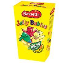 Bassett's Jelly Babies Carton