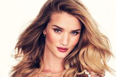 Rosie Huntington-Whiteley makeup line - interview about beauty | Glamour UK
