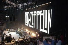 Led Zeppelin. O2 show. 2007