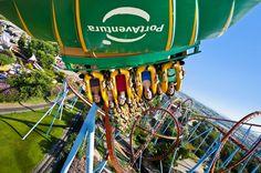 PortAventura Theme Park, Salou, Catalonia