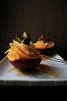 Mangosteen Dessert