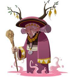 Diseño de personajes de la mano de Jordi Villaverde                                                                                                                                                     Más