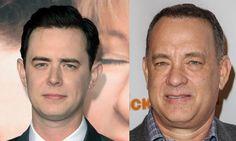 Colin Hanks & Tom Hanks