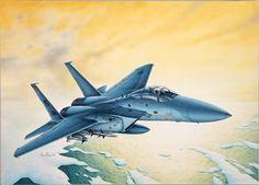 Italeri 0169 F-15C Eagle