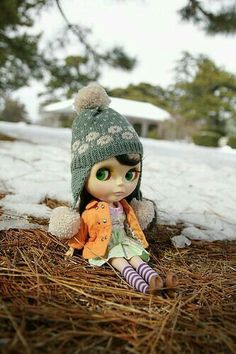 Blythe -Winter